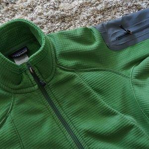 Patagonia R1 zip up fleece jacket